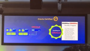 Oracle support for Nutanix